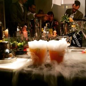 Cocktail entreprise moléculaire