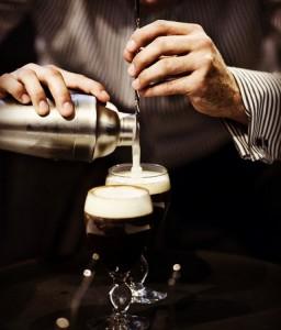 Irish coffee atelier du cocktail
